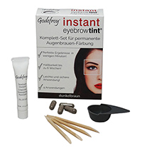 Augenbrauenfarbe Instant Eyebrow Tint